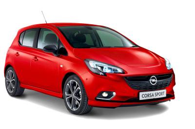 OpelCorsa Sport 1.4T