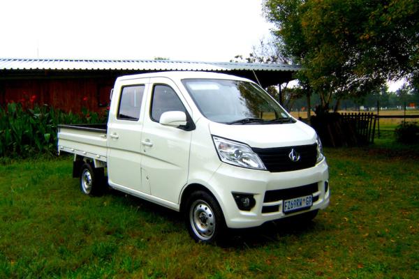 Changan Star III Double Cab Lux