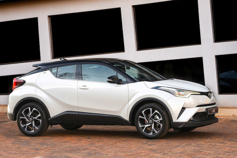Toyota C-HR Luxury