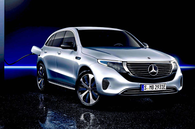 REVEALED - Mercedes-Benz EQC