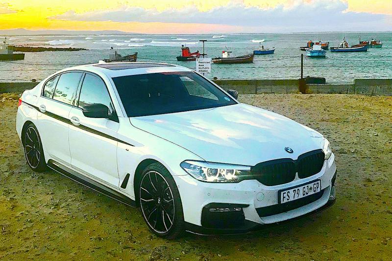 BMW 520d M Sport Performance
