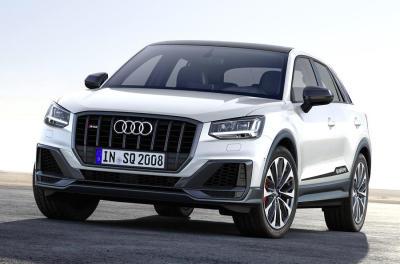 PARIS – Audi SQ2