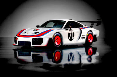REVEALED – Porsche 935