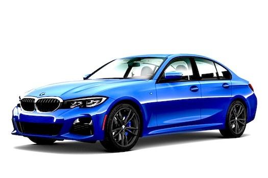 PARIS – BMW 3-Series