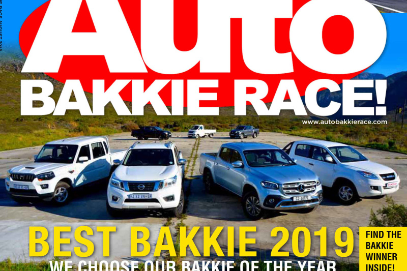 Auto Bakkie Race! November