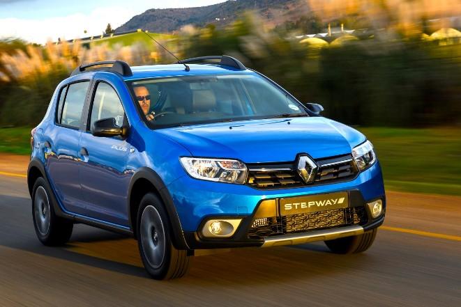 Renault Sandero Plus