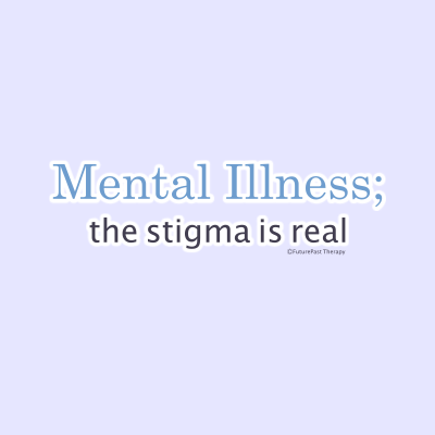 The Stigma is Real