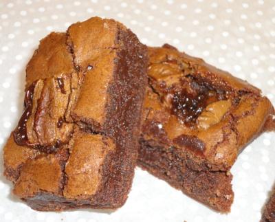 caramel shortbread