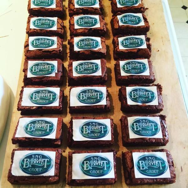 brownies by post UK