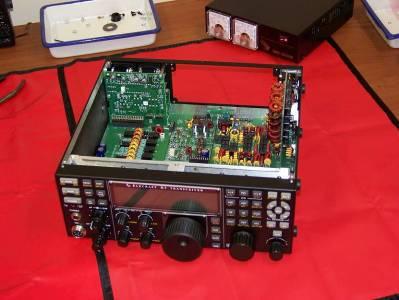 Elecraft K3 Assembly