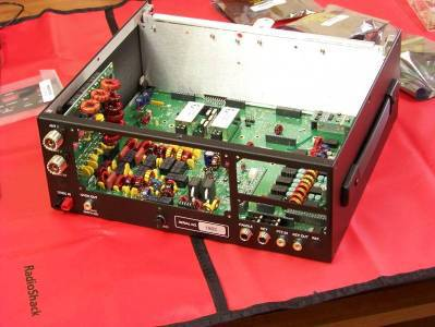 """Elecraft K3 Assembly - Not a Heathkit. Only one Number 6 screw and no """"iron"""""""