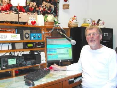 K0MPH 2007 – Roger in Maple Grove MN