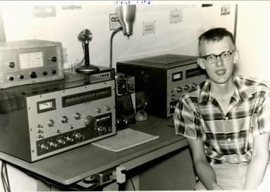 K0MPH 1961 – Minot ND – Heavy on Heath Kit