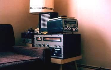 K0MPH 1966 – Minneapolis MN apartment shack