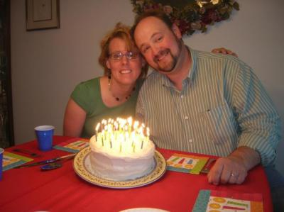 Mark's Birthday - 2010