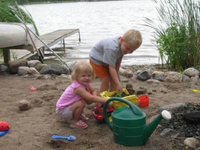 The Minnesota beach – 2009