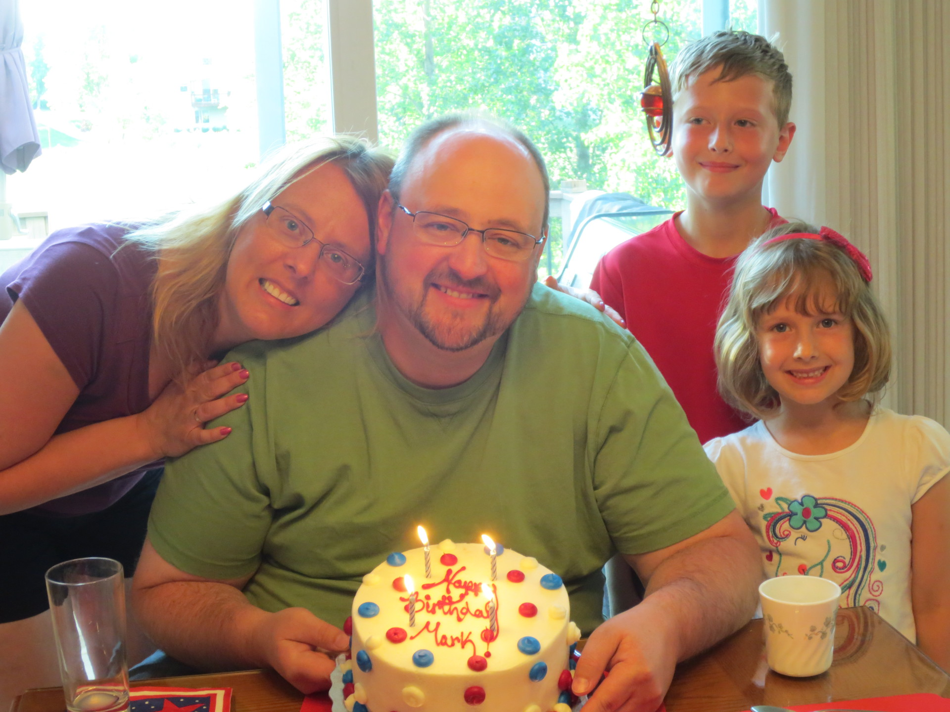 Mark' birthday -2014