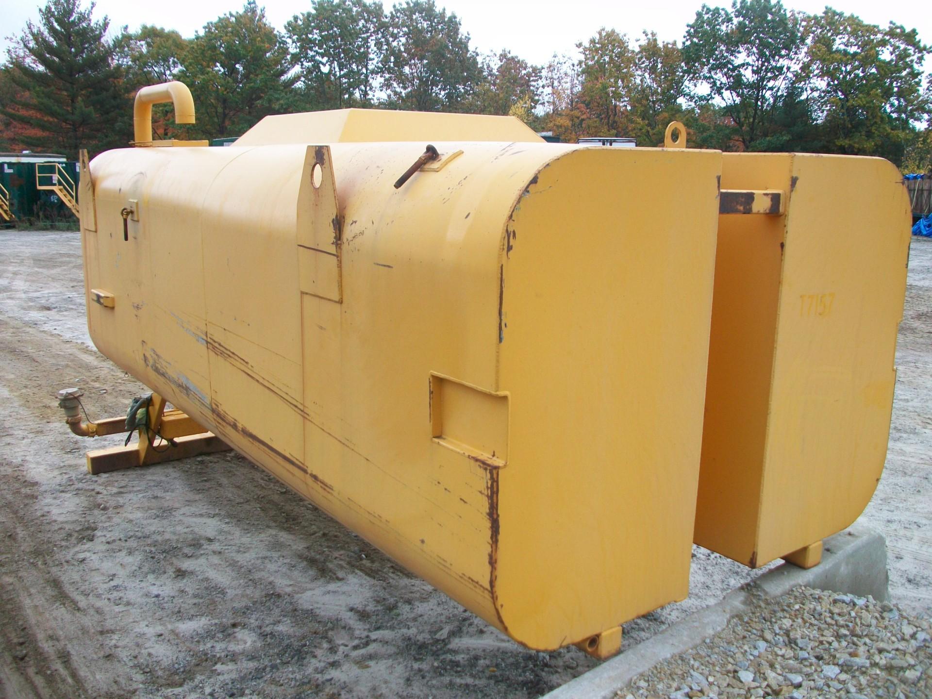 Slide in 3000 gal. water tanks, $18,500 each