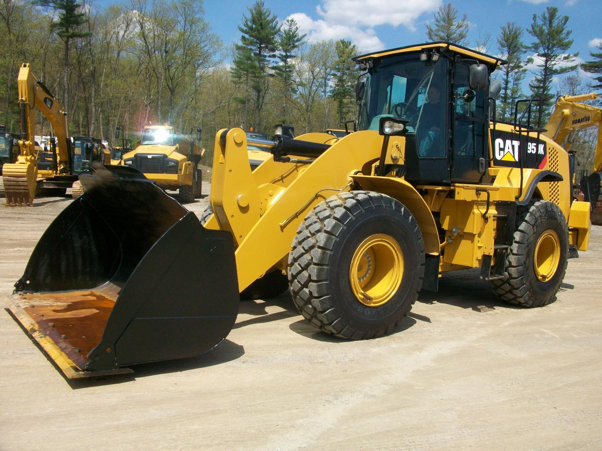2012 CAT 950K, $137,500