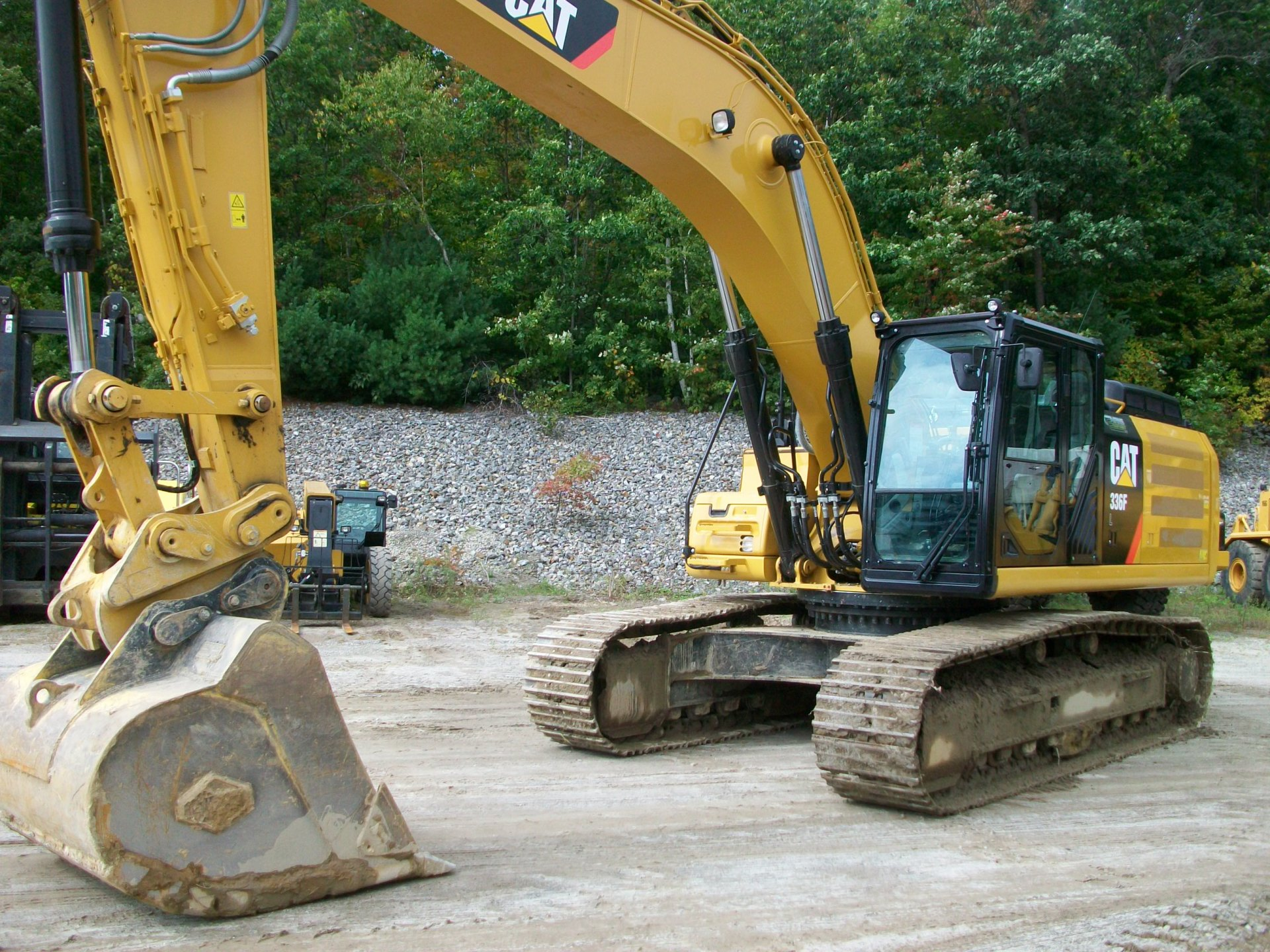 2017 CAT 336FL, Call for pricing
