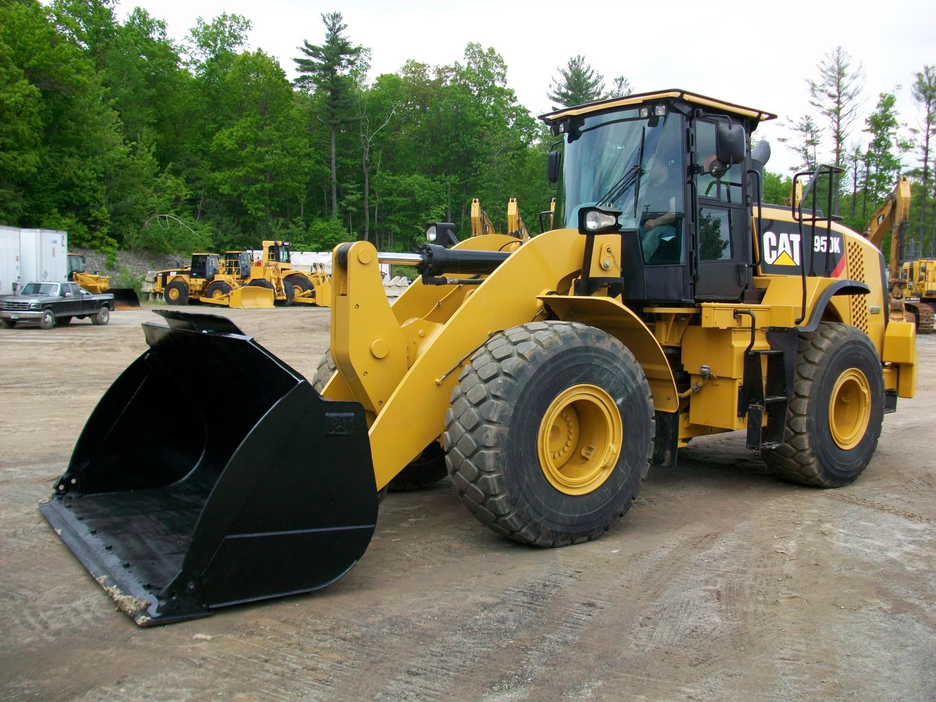 2012 CAT 950K, $165,000