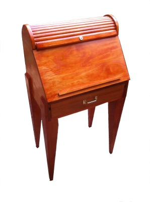 Custom Roll top desk. Perfect secretary desk. Custom made from your design. furniture