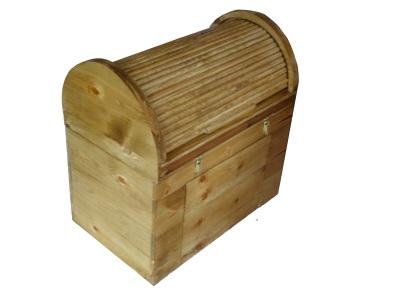 Custom rolltop desk toybox toybox