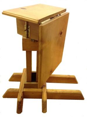 custom bed stand desk furniture