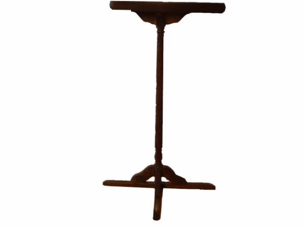 pie top custom table furniture