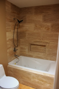 Bath Remodeling, Cabinetry, Counters Flooring Edgewood