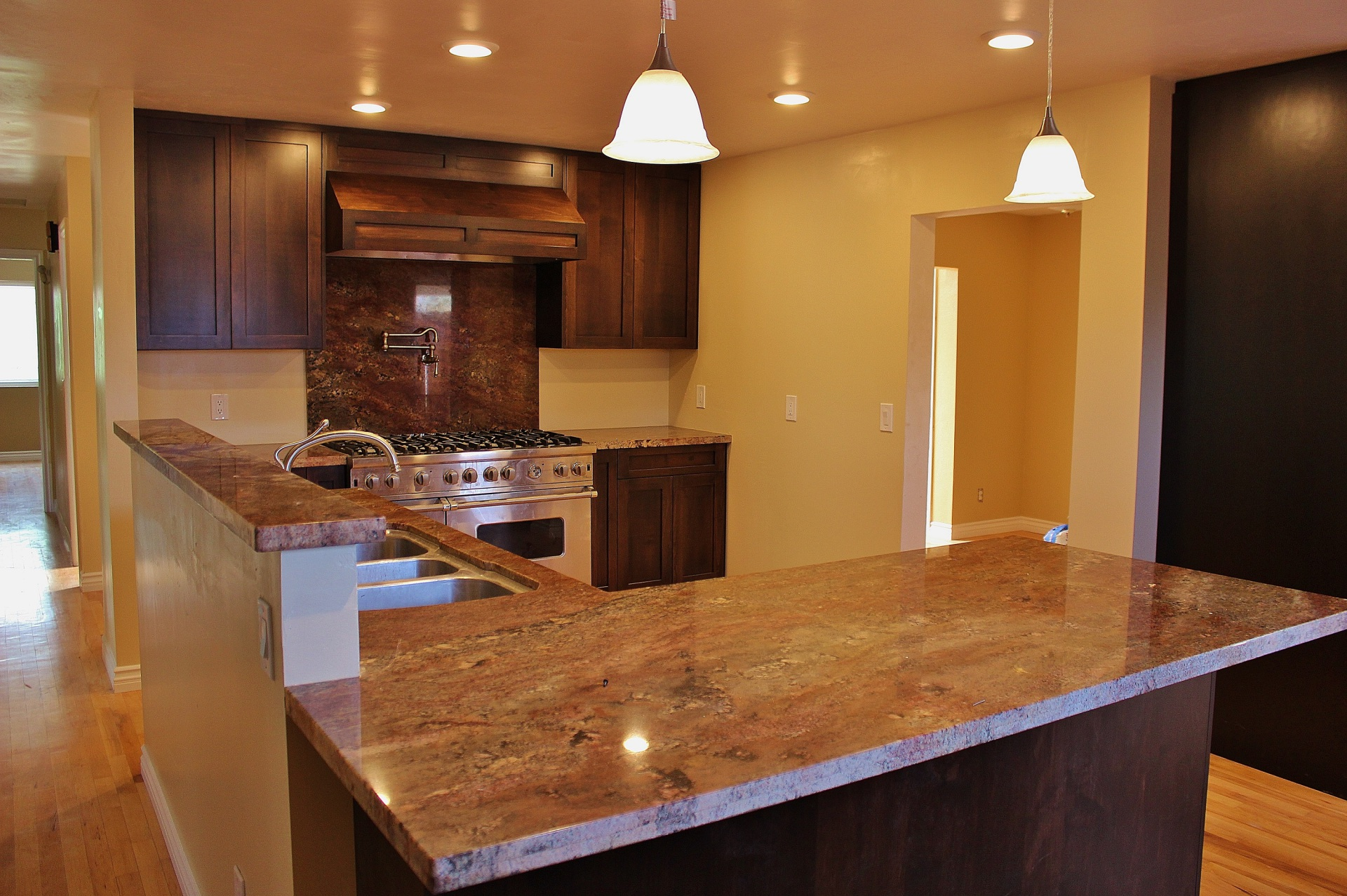 Kitchen Remodeling, Cabinetry, Counters Flooring Edgewood