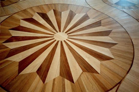 Remodeling, Custom Inlay Flooring Edgewood