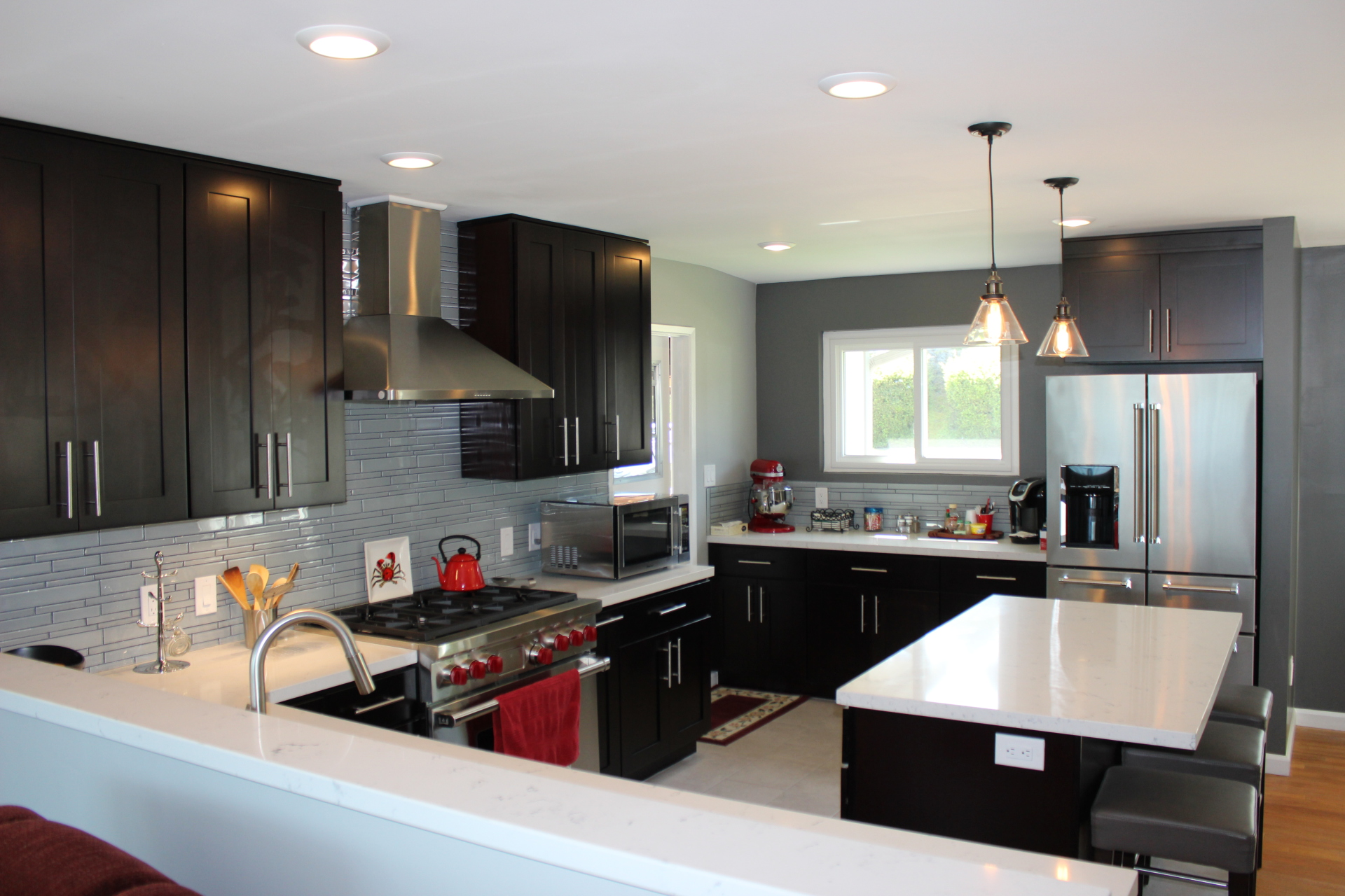 Point Loma Kitchen Remodel