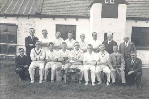 Lumb Cup Winners 1936