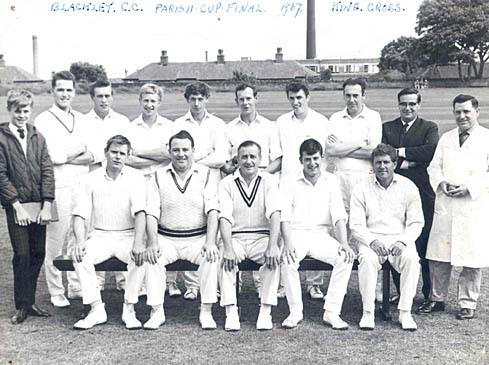 Parish Cup Final 1967