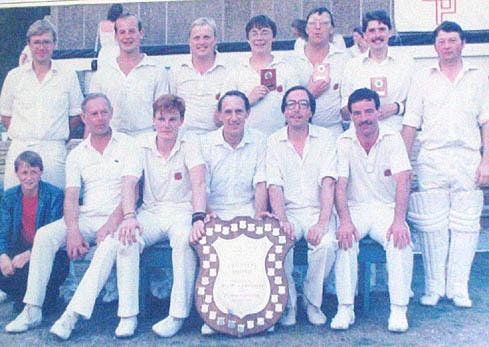 Crossley Shield Winners 1984