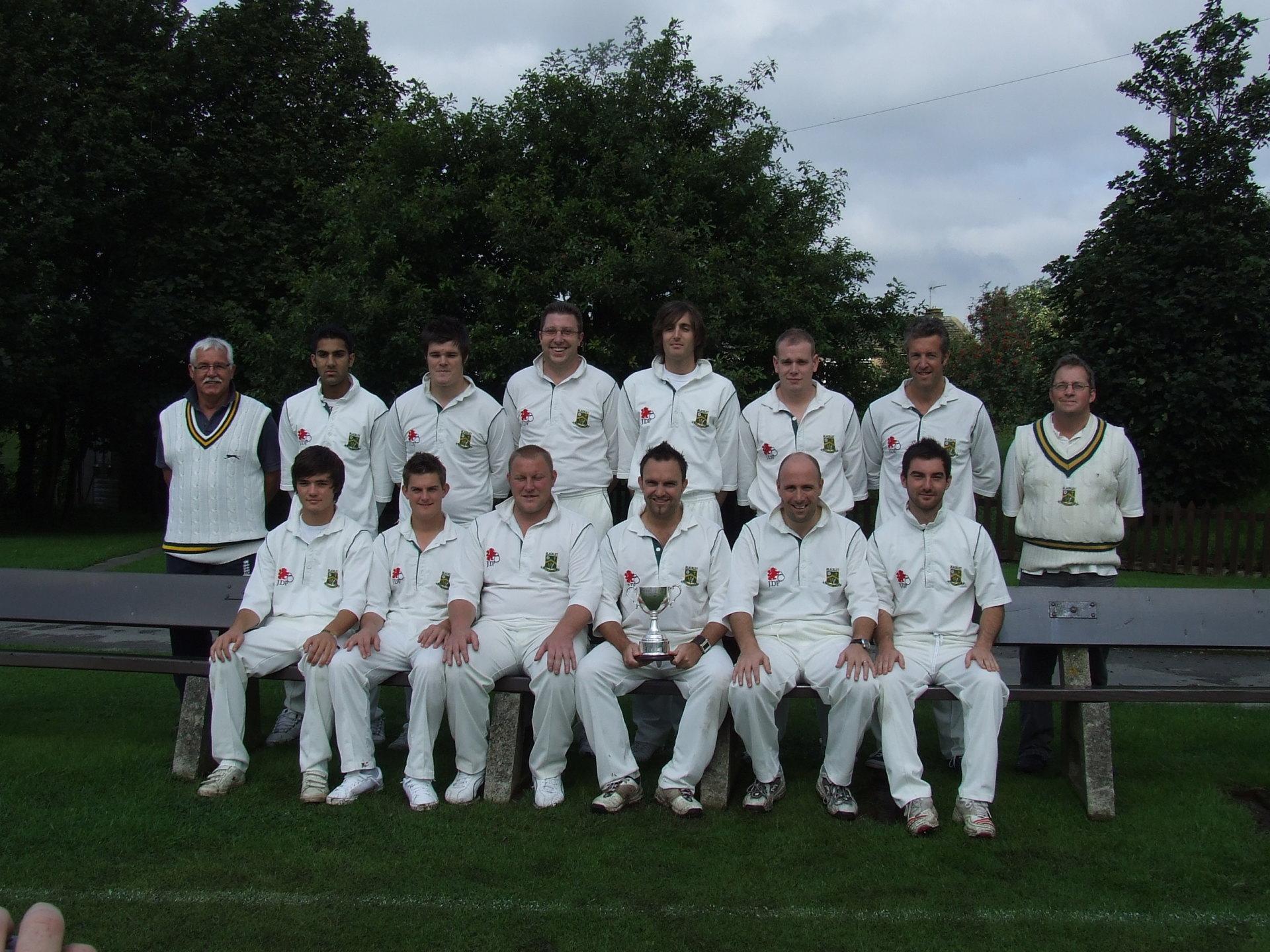 Championship Winning Teams  2008