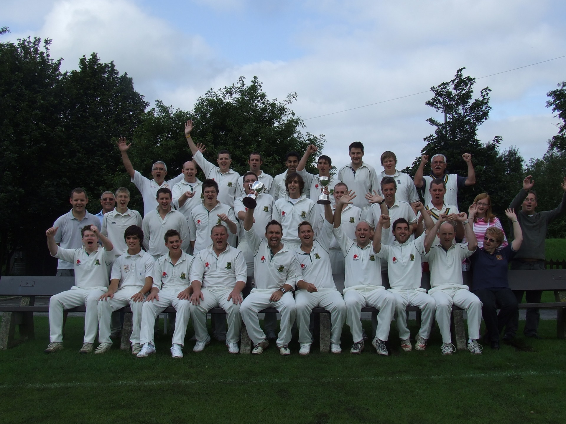 Championship Winning Teams - 2008