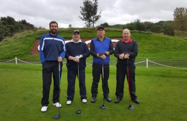 2017 Golf @ Cleckheaton