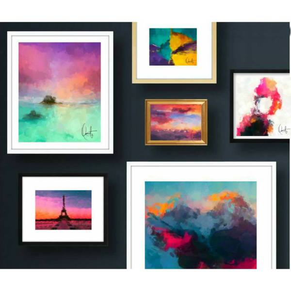 CREATE YOUR WALL GALLERY