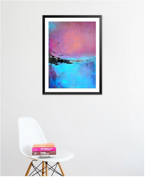 ABSTRACT BEST SELLER!