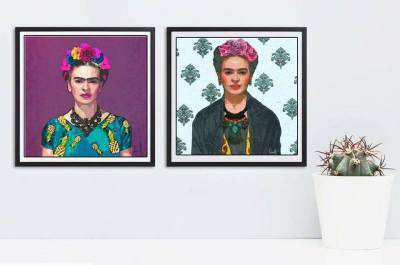 TRENDY FRIDA KAHLO COLLECTION