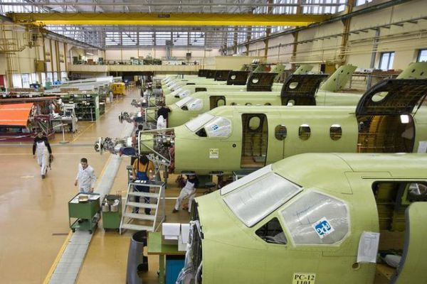 Pilatus Flugzeugwerke AG