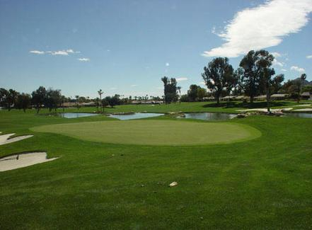 PALM DESERT GREENS GOLF COURSE