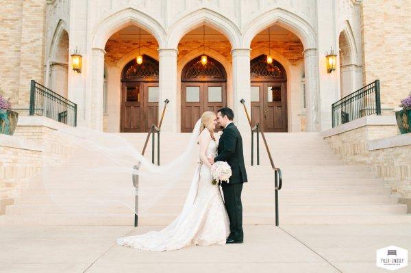 Rebecca and Justin- Hickory Street Annex Wedding