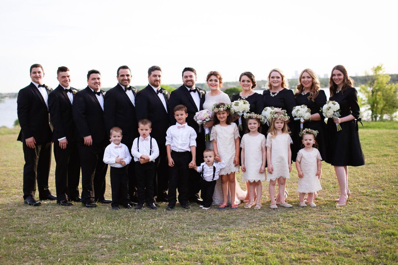 Allison and Matt- Winfrey Point Wedding