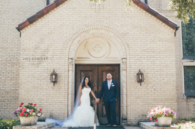 Marilyn and Austin- The Adolphus Wedding