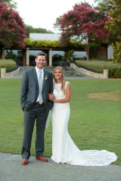 Lauren and Jeff- Dallas Arboretum Wedding