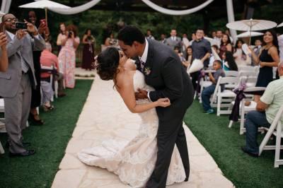 Karla and Grady- Hidden Springs Events Wedding