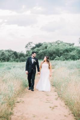Juliana and Itzik- Trinity River Audubon Center Wedding